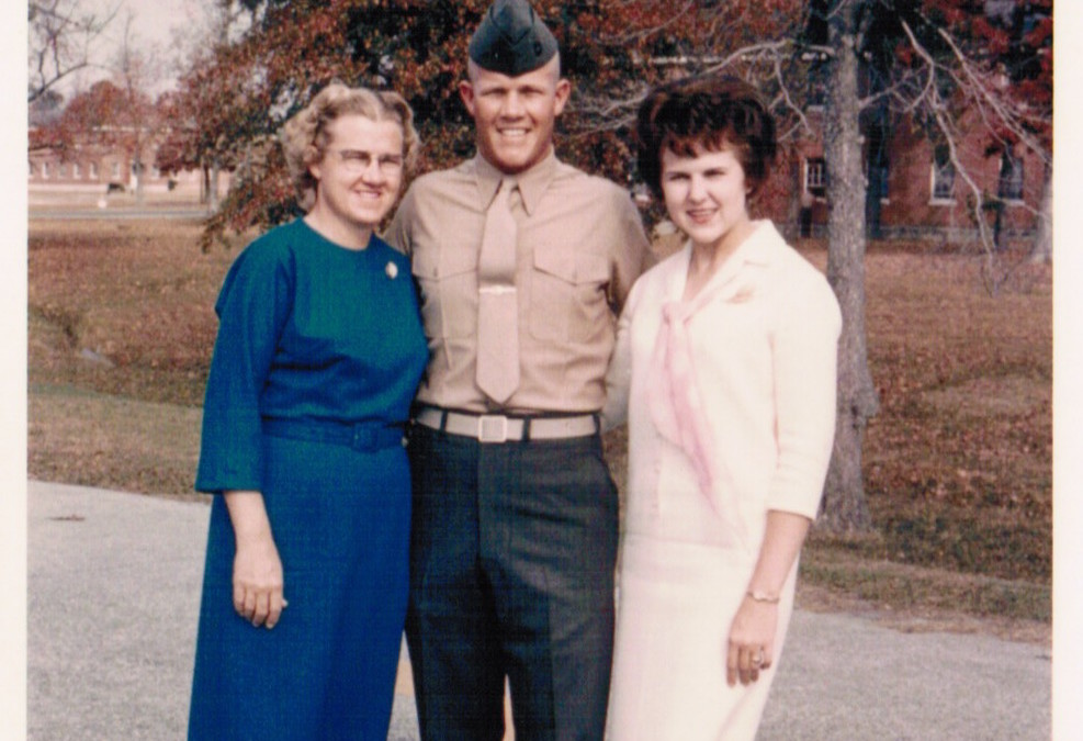 Charles Whitman's Wife–Her Untold Story