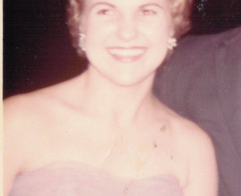 Kathy Leissner, Class of 1961