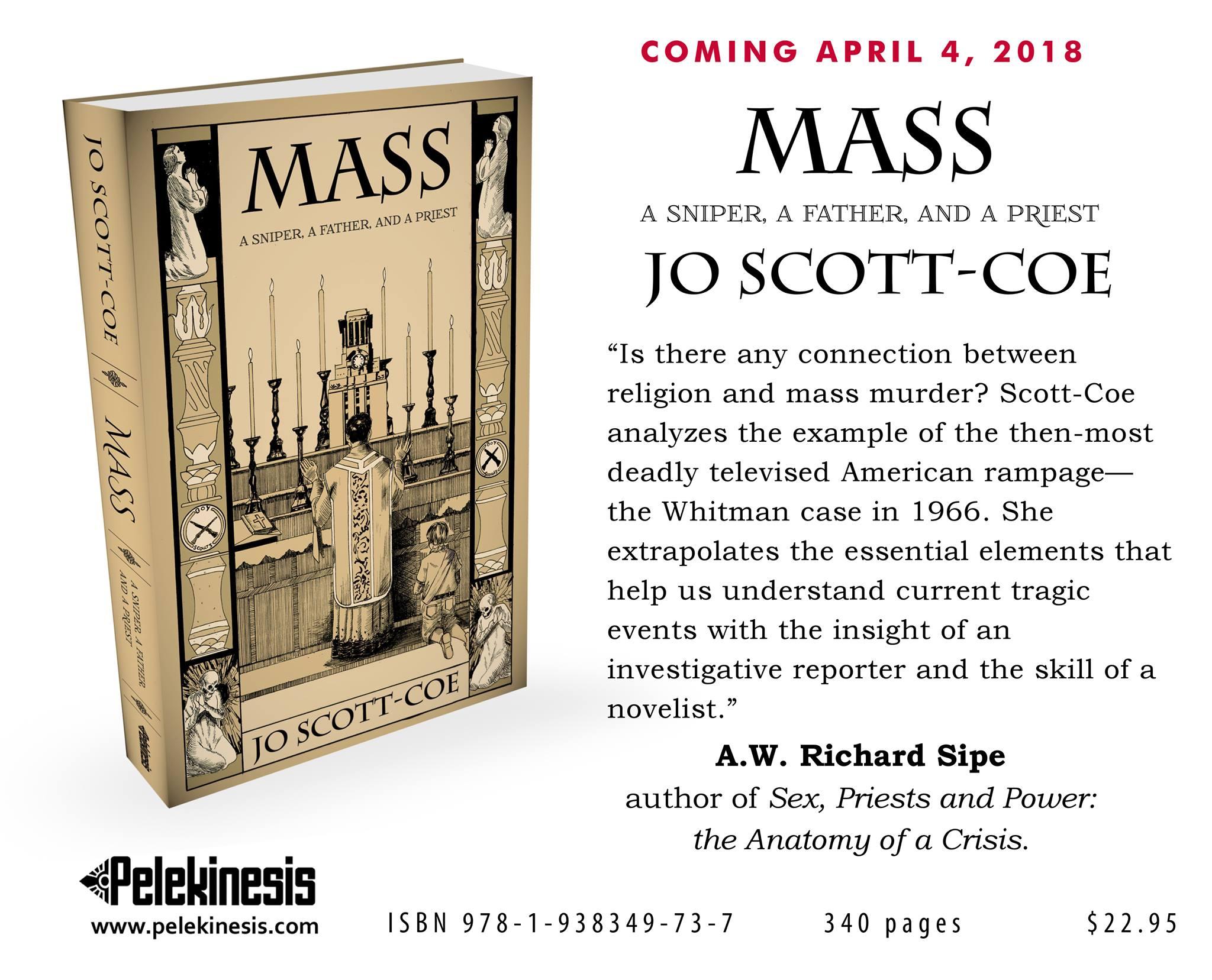 MASS: A Sniper, a Father, and a Priest | Jo Scott-Coe